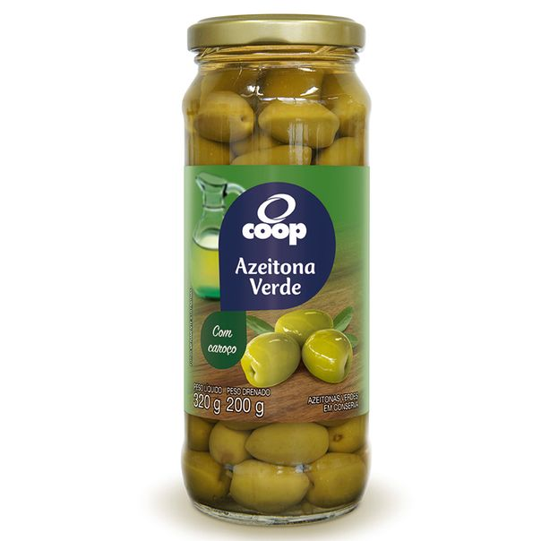 7896658404115_Azeitona-verde-com-caroco-embalagem-de-vidro-Coop---200g