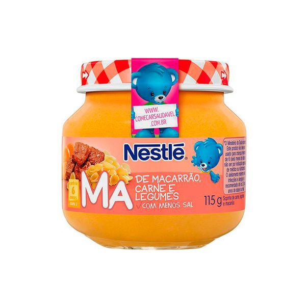 7891000049099_Alimento-infantil-carne-com-legumes-e-macarrao-Nestle---115g