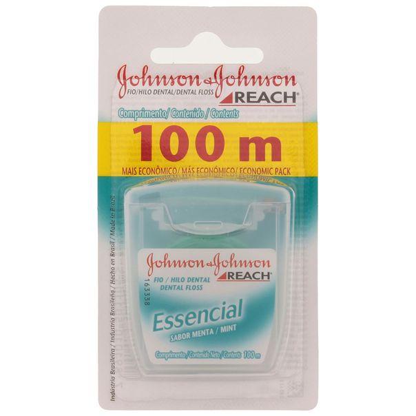 7891010501105_Fio-dental-Johnson-s-Reach-Essencial---100m