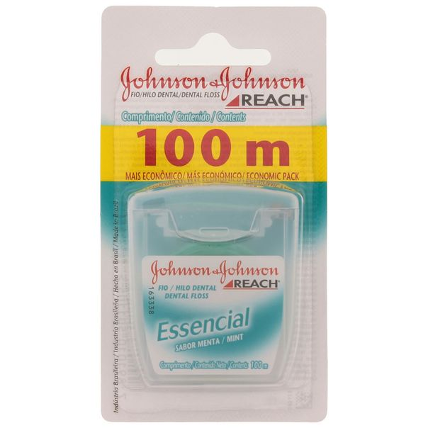 7891010501105_Fio-dental-Johnson-s-Reach-Essencial---100m