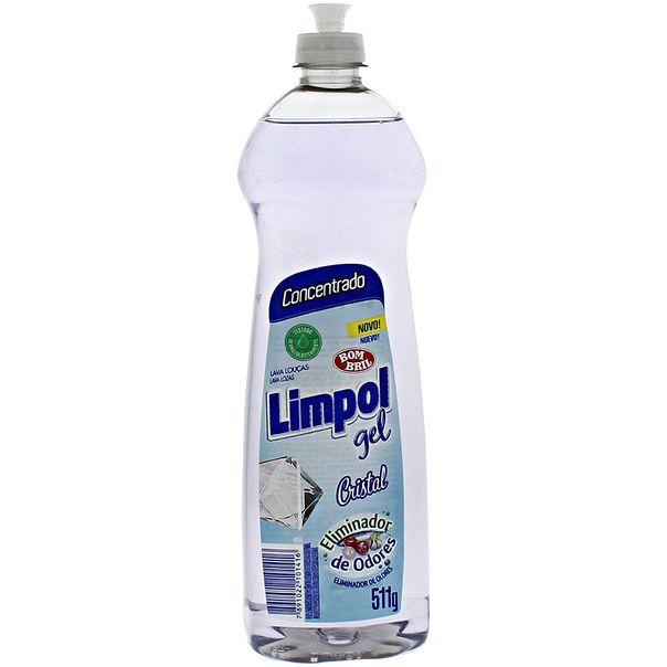 7891022101416_Detergente-gel--cristal-Limpol---511g