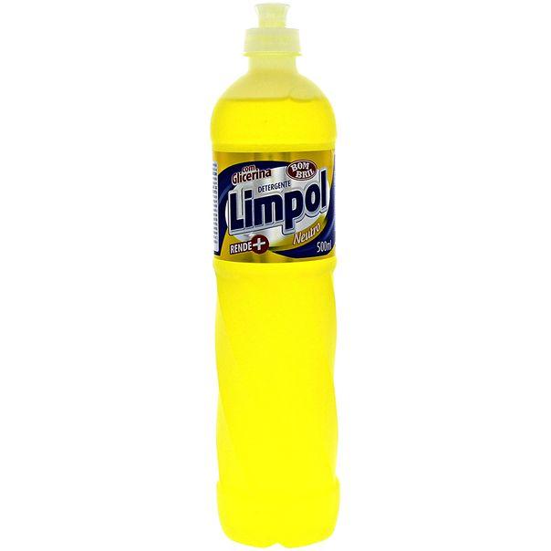7891022638004_Detergente-liquido-neutro--Limpol---500ml