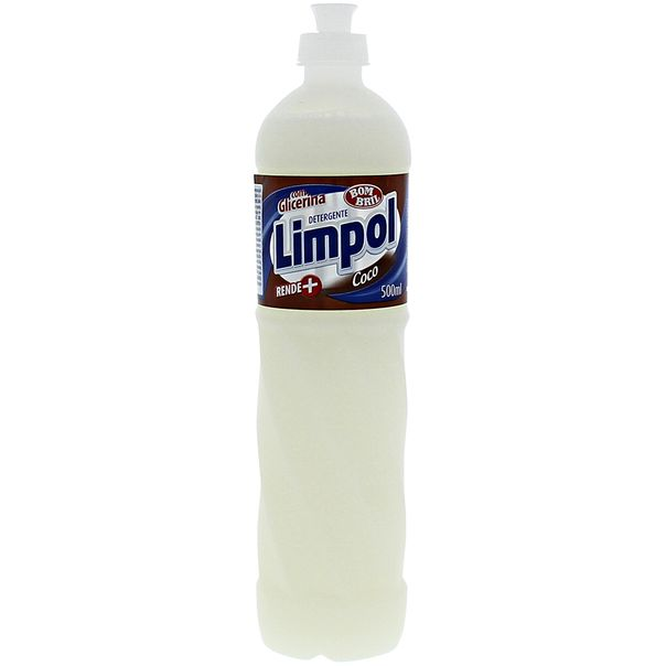 7891022640007_Detergente-liquido-coco--Limpol---500ml
