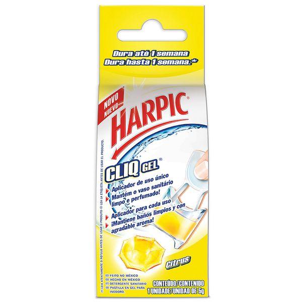 7891035560736_Desodorizador-sanitario-gel-citrus-Harpic-com-1-unidade---5g