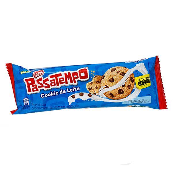7891000109298_Biscoito-cookie-gotas-chocolate-Passatempo---60g