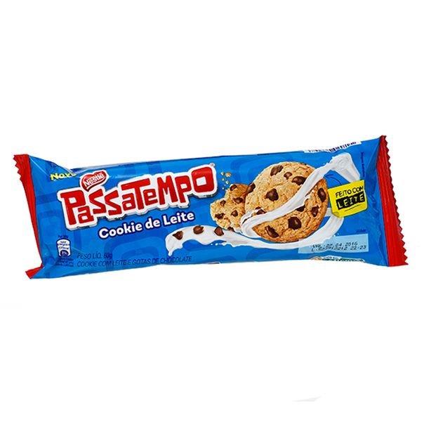 7891000109298_Biscoito-cookie-gotas-chocolate-Passatempo---60g