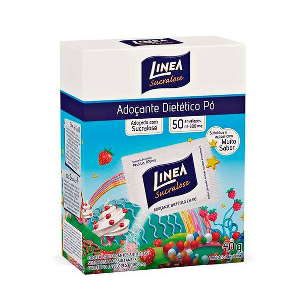 7896001250710_Adocante-em-po-sucralose-Linea---40g