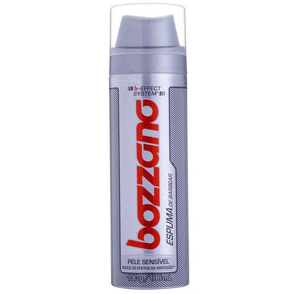 7891350025187_Espuma-para-barbear-protecao-para-pele-sensivel-Bozzano---190g