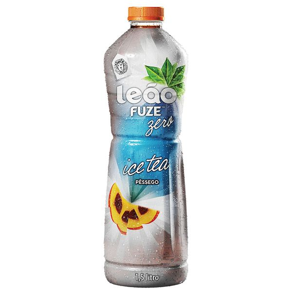 7891098000774_Cha-pessego-Zero-Ice-Tea-Leao-pet---1.5L