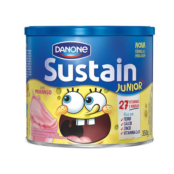 7891025700654_Composto-Alimentar-Morango-Sustain-Junior---350g