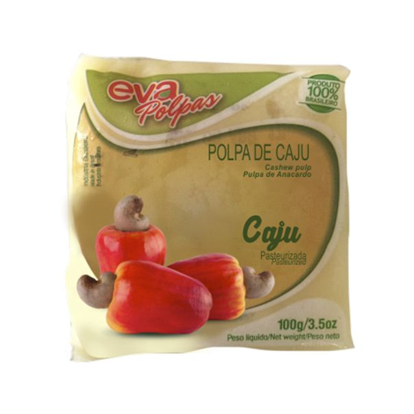 7898090780086_Polpa-fruta-caju-Eva---100g