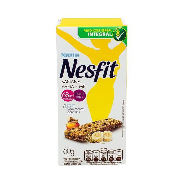 7891000105016_Cereal-em-barra-banana-aveia-e-mel-Nesfit---60g