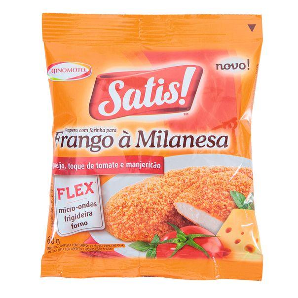 7891132009015_Tempero-para-frango-a-milanesa-sabor-queijo-tomate-e-majericao-Satis---60g