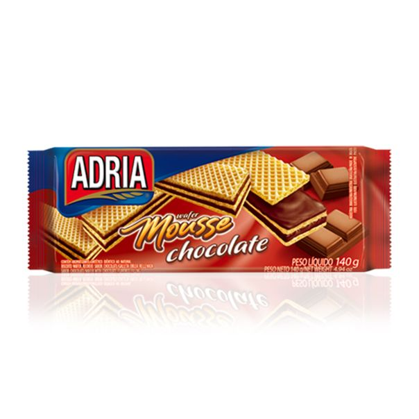 7896085073915_Biscoito-wafer-mousse-chocolate-Adria---140g