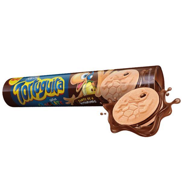 7896058256239_Biscoito-recheado-chocolate-Tortuguita----130g
