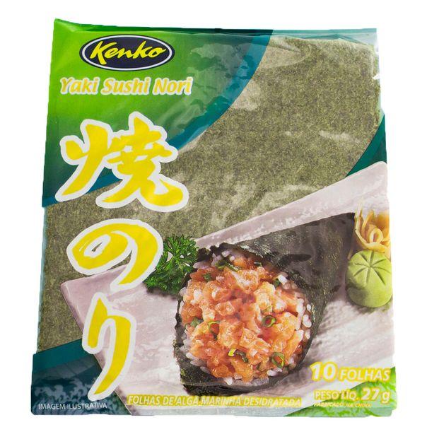 7896007838776_Yaki-Sushi-Nori-Kenko-–-27g
