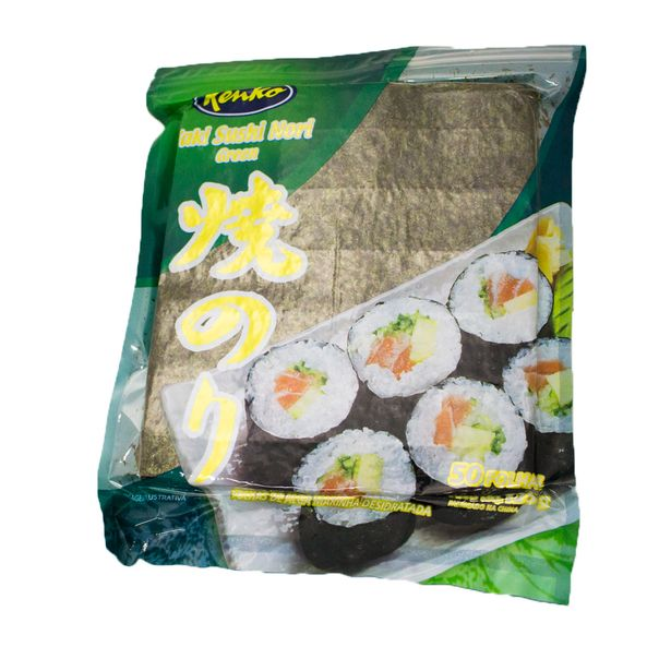 7896007839773_Yaki-Sushi-Nori-green-Kenko-–-125g