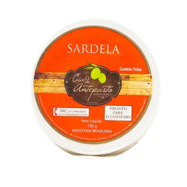 7898955096048_Sardela-Cia-Antepasto---150g