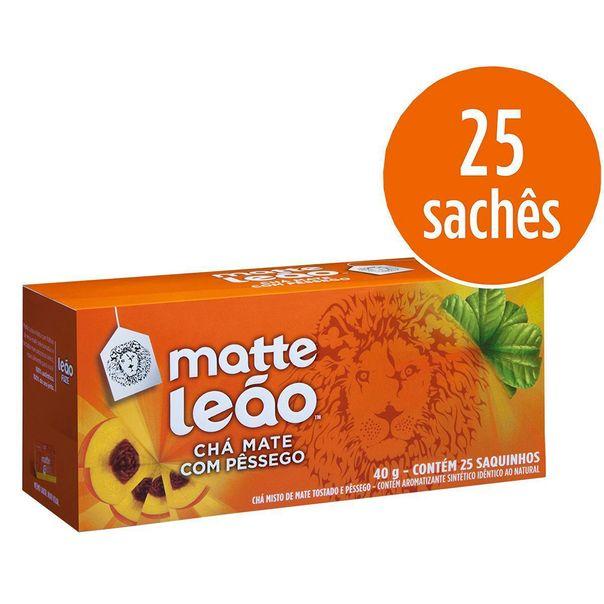 7891098000330_Cha-pessego-matte-Leao---40g-copiar