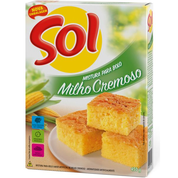 Mistura-para-Bolode-Milho-Cremoso-Sol-400g