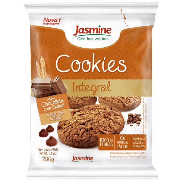 Biscoito-Cookie-Integral-Cacau-Jasmine-200g