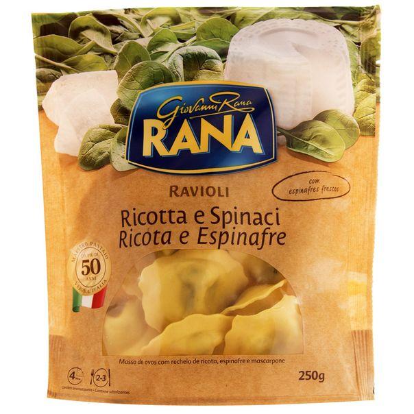Raviolli-Ricota-Espinafre-Rana-250g