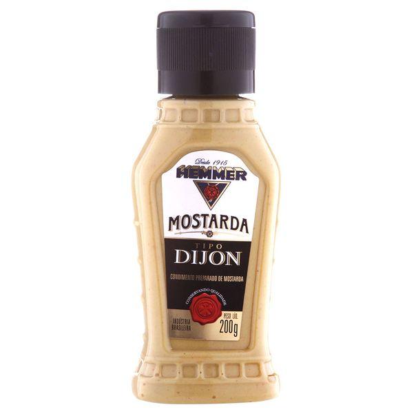 Mostarda-Dijon-Hemmer-200g
