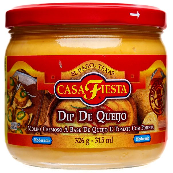 Molho-Dip-Casa-Fiesta-Cheese-Salsa-326g