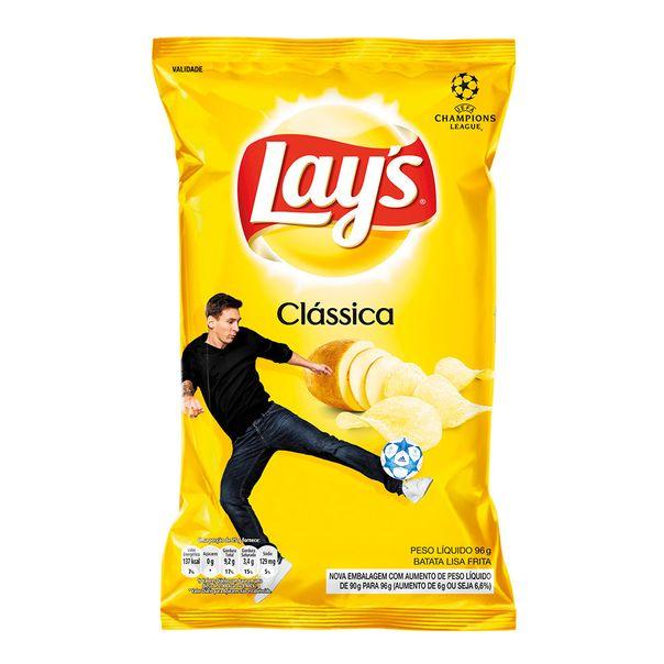 Batata-Classica-Lays-96g