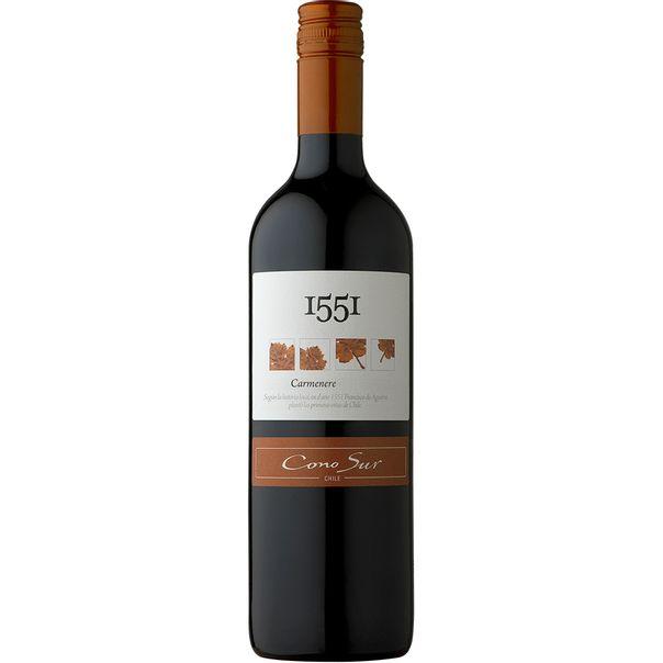 Vinho-Tinto-Chileno-Cono-Sur-1551-Carmenere-750ml