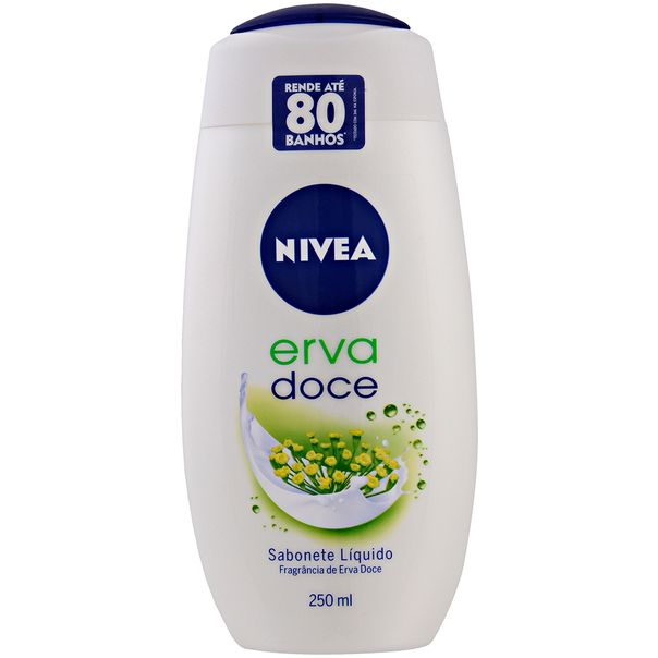 7890704810738_Sabonete-Liquido-Nivea-Erva-Doce-Nivea-250ml