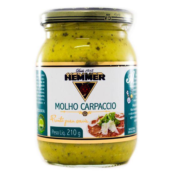 7891031411025_Molho-Carpacio-Hemmer-210g