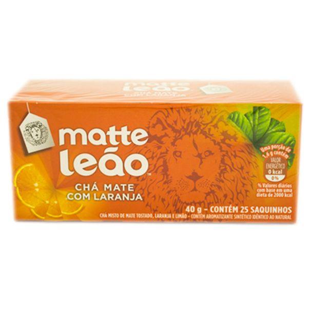 7891098000354_Cha-Matte-Leao-Laranja-40g