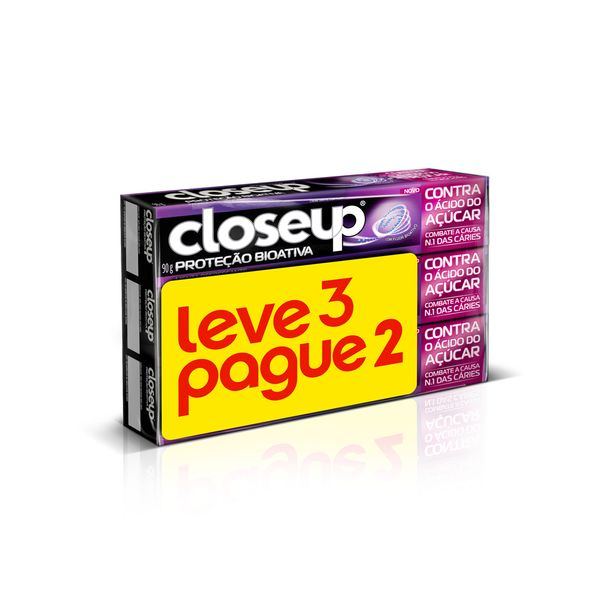 7891150044623_Creme-Dental-Close-Up-Protecao-Bioativa-90g-Leve-3-Pague-2