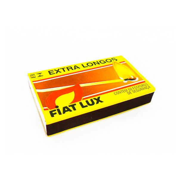 7896007941254_Fossforo-Extra-Longo-Fiat-Lux-com-50-Unidades