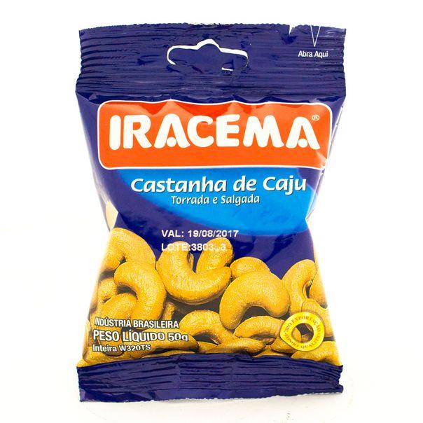 7896108610059_Castanha-de-Caju-Iracema-50g