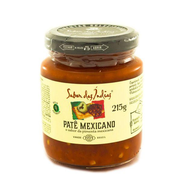 7898947526584_Pate-com-Pimenta-Mexicano-Sabor-Das-Indias-215g