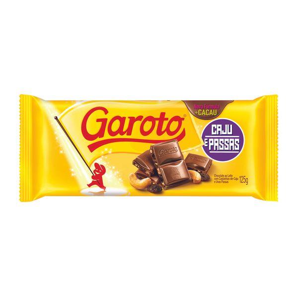Chocolate-Tablete-Caju-Garoto-125g