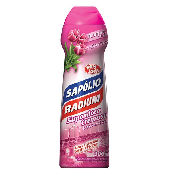 Sapolio-Cremoso-Radium-Bouquet-300ml