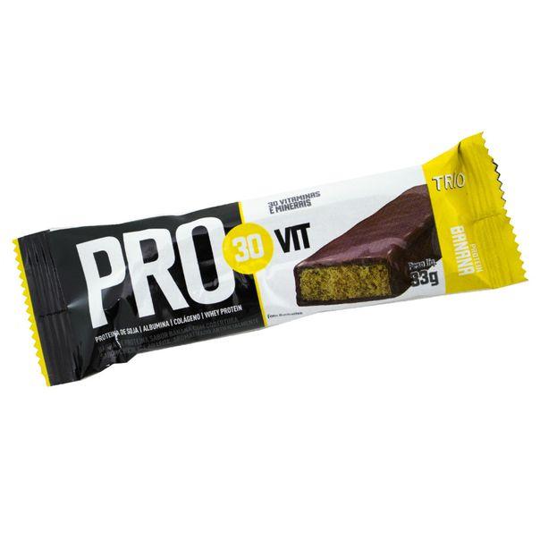 Cereal-em-Barra-Proteina-Banana-Trio-33g