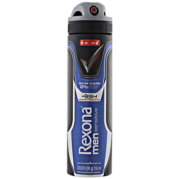 Desodorante-Aerosol-Rexona-Sensitive-Men-150ml