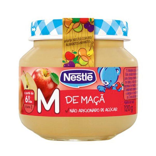 Alimento-Infantil-Maca-Nestle-120g