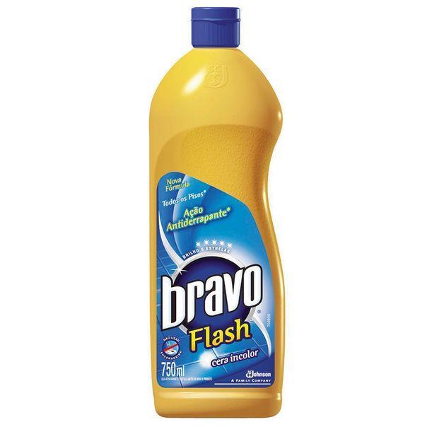 Cera-Liquida-Incolor-Flash-Bravo-750ml