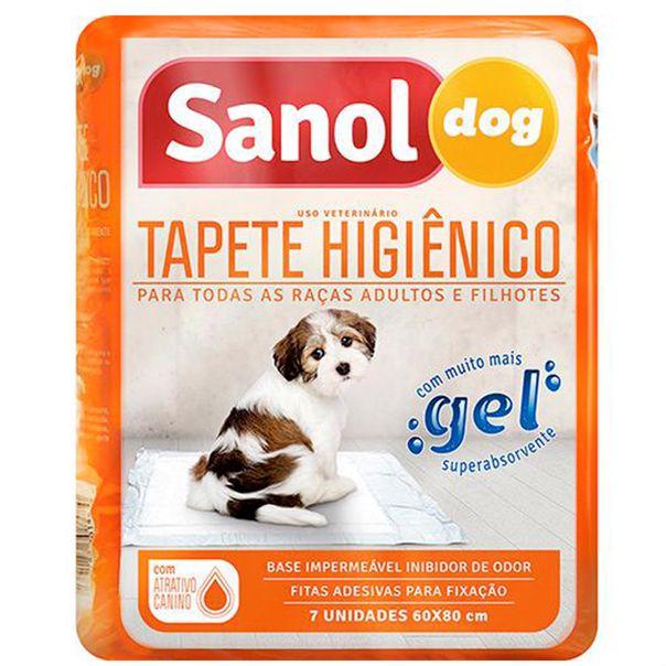 Tapete-Higienico-Sanol-Dog-com-7-Unidades-