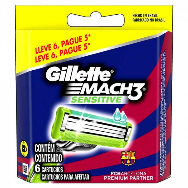 Carga-Mach-3-Turbo-Barcelona-Gillette-Leve-6-Pague-5