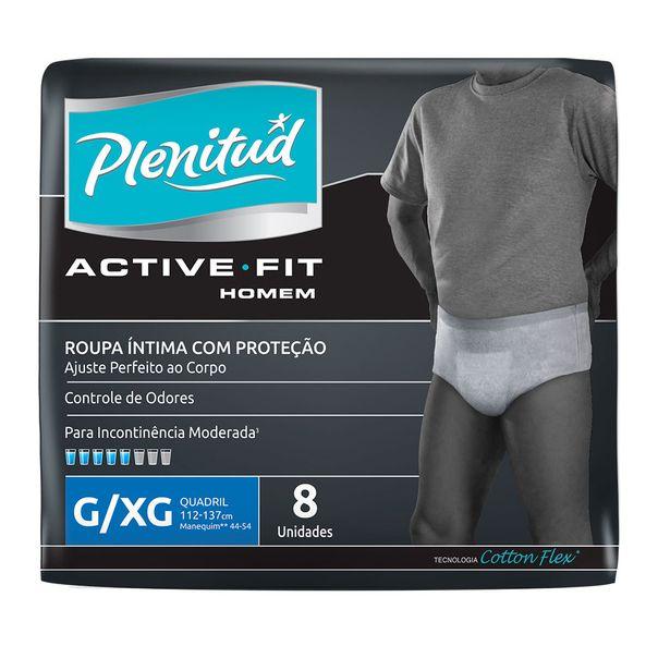 Roupa-Intima-Masculina-Active-Fit-Plenitud-G-XG-com-8-Unidades