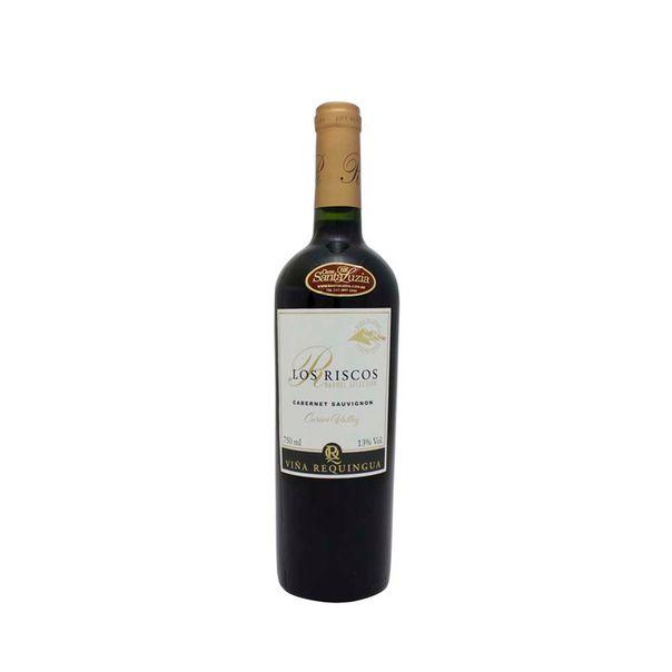 Vinho-Tinto-Chileno-Los-Riscos-Cabernet-Sauvignon-750ml