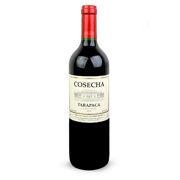 Vinho-Tinto-Chileno-Cosecha-Tarpaca-Carmenere-750ml