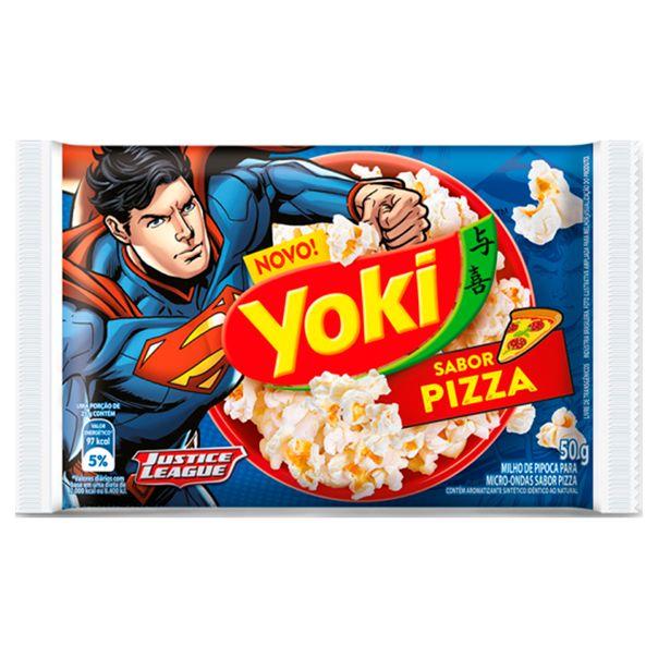 Pipoca-para-Micro-Ondas-Pizza-Yoki-50g