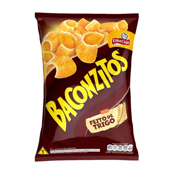 Salgadinho-Baconzitos-Elma-Chips-103g